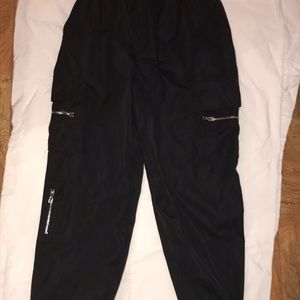 Forever 21 Utility Pants
